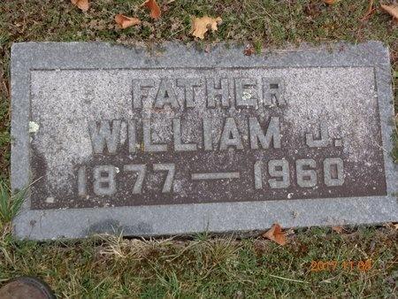 ROBERTS, WILLIAM J. - Marquette County, Michigan | WILLIAM J. ROBERTS - Michigan Gravestone Photos