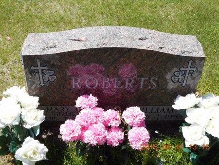 ROBERTS, WILLIAM F. - Marquette County, Michigan | WILLIAM F. ROBERTS - Michigan Gravestone Photos