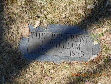 ROBERTSON, REVEREND J. WILLIAM - Marquette County, Michigan   REVEREND J. WILLIAM ROBERTSON - Michigan Gravestone Photos