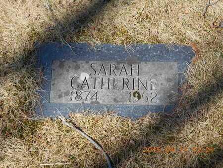 ROBERTSON, SARAH CATHERINE - Marquette County, Michigan | SARAH CATHERINE ROBERTSON - Michigan Gravestone Photos