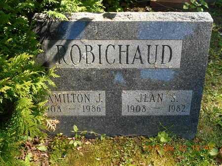 ROBICHAUD, HAMILTON J. - Marquette County, Michigan   HAMILTON J. ROBICHAUD - Michigan Gravestone Photos