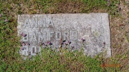 ROGERS, ANNA - Marquette County, Michigan | ANNA ROGERS - Michigan Gravestone Photos