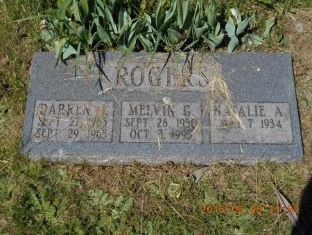 ROGERS, DARREN J. - Marquette County, Michigan | DARREN J. ROGERS - Michigan Gravestone Photos