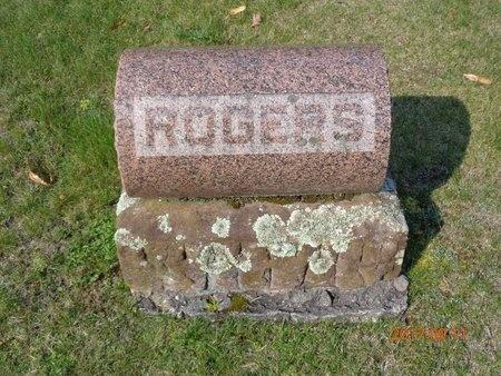 ROGERS, FAMILY - Marquette County, Michigan | FAMILY ROGERS - Michigan Gravestone Photos