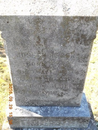 ROGERS, ELIZABETH - Marquette County, Michigan | ELIZABETH ROGERS - Michigan Gravestone Photos