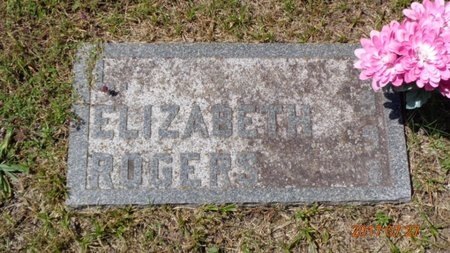 ROGERS, L. ELIZABETH - Marquette County, Michigan | L. ELIZABETH ROGERS - Michigan Gravestone Photos