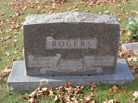 ROGERS, CATHERINE - Marquette County, Michigan | CATHERINE ROGERS - Michigan Gravestone Photos