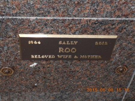 ROO, SALLY - Marquette County, Michigan   SALLY ROO - Michigan Gravestone Photos