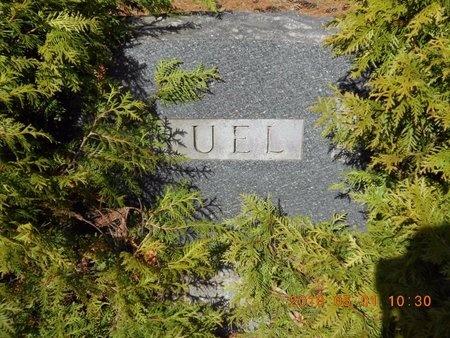 RUEL, FAMILY - Marquette County, Michigan | FAMILY RUEL - Michigan Gravestone Photos