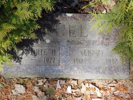 RUEL, MARJORIE H. - Marquette County, Michigan | MARJORIE H. RUEL - Michigan Gravestone Photos