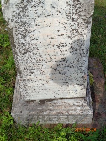 RUNDELL, ELISABETH - Marquette County, Michigan | ELISABETH RUNDELL - Michigan Gravestone Photos