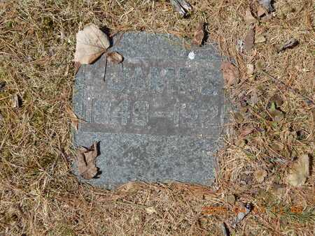 RUSSELL, JAMES - Marquette County, Michigan | JAMES RUSSELL - Michigan Gravestone Photos