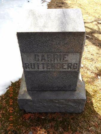 RUTTENBERG, CARRIE - Marquette County, Michigan | CARRIE RUTTENBERG - Michigan Gravestone Photos