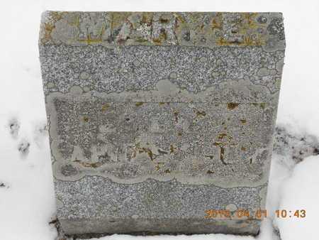 SAMBROOK, MARY E. - Marquette County, Michigan | MARY E. SAMBROOK - Michigan Gravestone Photos
