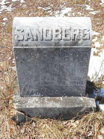 SANDBERG, FAMILY - Marquette County, Michigan | FAMILY SANDBERG - Michigan Gravestone Photos