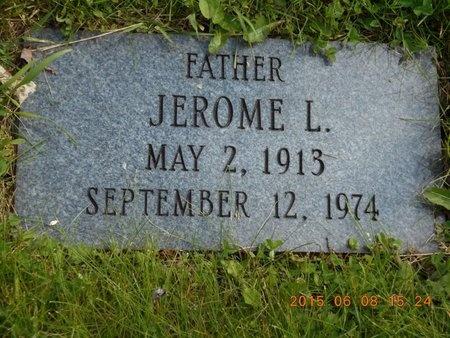 SCHILLINGER, JEROME L. - Marquette County, Michigan   JEROME L. SCHILLINGER - Michigan Gravestone Photos