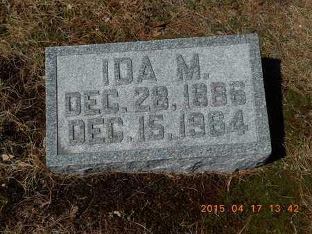 SCHRANDT, IDA M. - Marquette County, Michigan   IDA M. SCHRANDT - Michigan Gravestone Photos