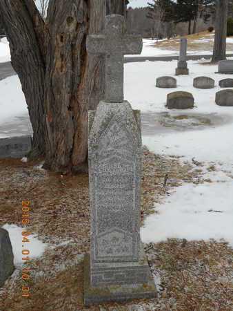 KOEPP SCHRAPS, LOUISE - Marquette County, Michigan | LOUISE KOEPP SCHRAPS - Michigan Gravestone Photos