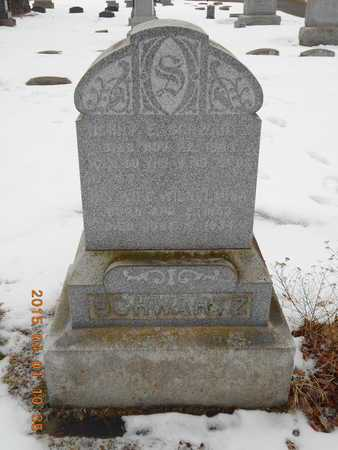 SCHWARTZ, HENRY E. - Marquette County, Michigan | HENRY E. SCHWARTZ - Michigan Gravestone Photos