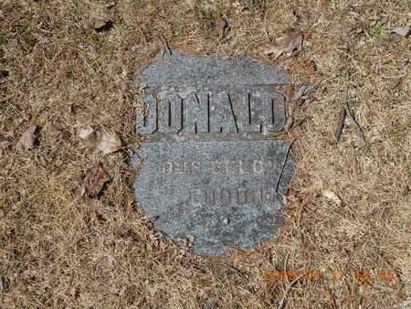 SCHWEITZER, DONALD C. - Marquette County, Michigan | DONALD C. SCHWEITZER - Michigan Gravestone Photos