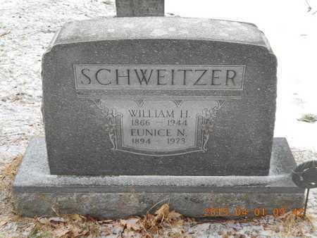 SCHWEITZER, WILLIAM H. - Marquette County, Michigan | WILLIAM H. SCHWEITZER - Michigan Gravestone Photos