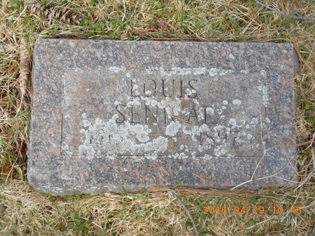 SENICAL, LOUIS - Marquette County, Michigan | LOUIS SENICAL - Michigan Gravestone Photos