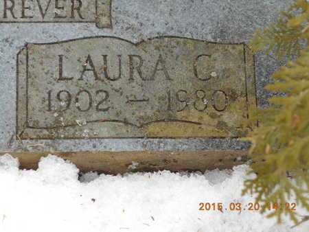 SHAW, LAURA C. - Marquette County, Michigan   LAURA C. SHAW - Michigan Gravestone Photos