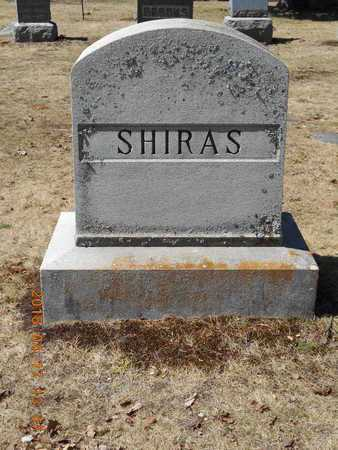 SHIRAS, FAMILY - Marquette County, Michigan   FAMILY SHIRAS - Michigan Gravestone Photos
