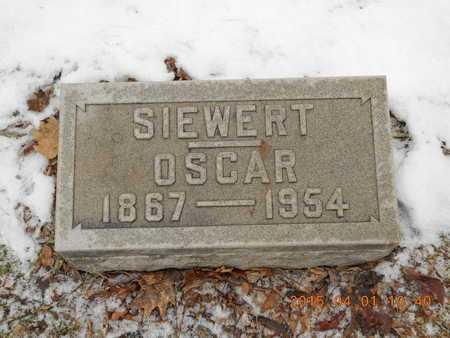 SIEWERT, OSCAR - Marquette County, Michigan | OSCAR SIEWERT - Michigan Gravestone Photos