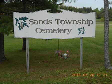 SIGN, CEMETERY - Marquette County, Michigan | CEMETERY SIGN - Michigan Gravestone Photos
