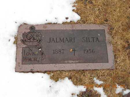 SILTA, JALMARI - Marquette County, Michigan   JALMARI SILTA - Michigan Gravestone Photos