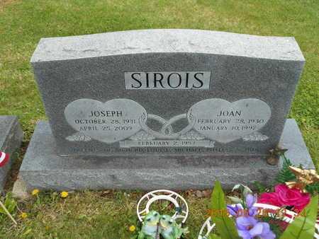 SIROIS, JOAN - Marquette County, Michigan | JOAN SIROIS - Michigan Gravestone Photos
