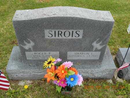 SIROIS, ROGER P. - Marquette County, Michigan | ROGER P. SIROIS - Michigan Gravestone Photos