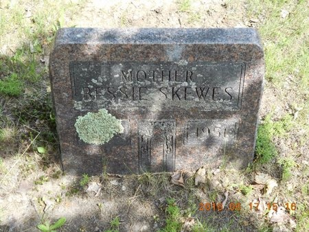 SKEWES, BESSIE - Marquette County, Michigan | BESSIE SKEWES - Michigan Gravestone Photos