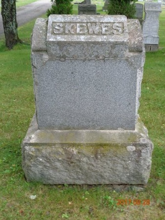 SKEWES, FAMILY - Marquette County, Michigan | FAMILY SKEWES - Michigan Gravestone Photos
