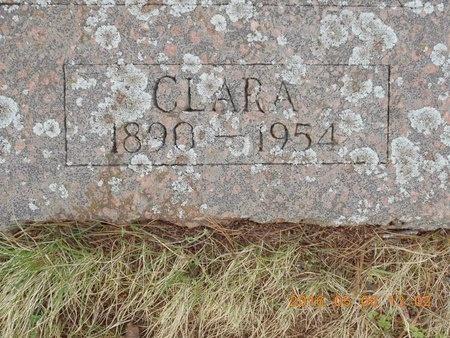 SMAIL, CLARA - Marquette County, Michigan | CLARA SMAIL - Michigan Gravestone Photos