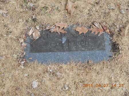 SMAIL, HUGH - Marquette County, Michigan | HUGH SMAIL - Michigan Gravestone Photos