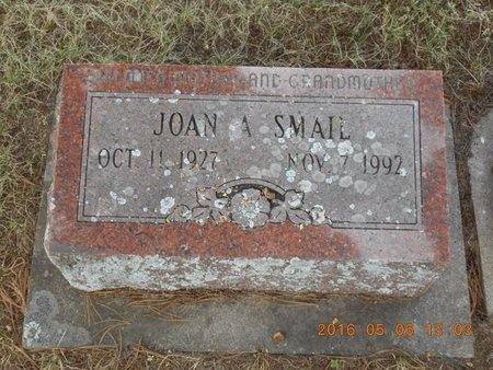 SMAIL, JOAN A. - Marquette County, Michigan | JOAN A. SMAIL - Michigan Gravestone Photos