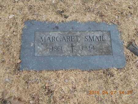SMAIL, MARGARET - Marquette County, Michigan | MARGARET SMAIL - Michigan Gravestone Photos