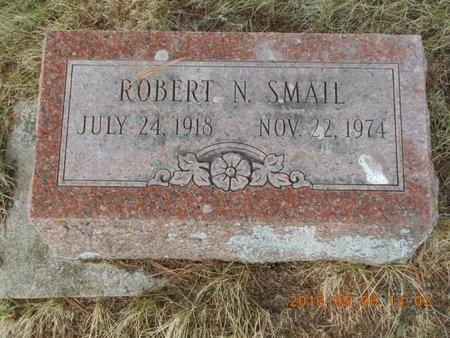 SMAIL, ROBERT N. - Marquette County, Michigan | ROBERT N. SMAIL - Michigan Gravestone Photos