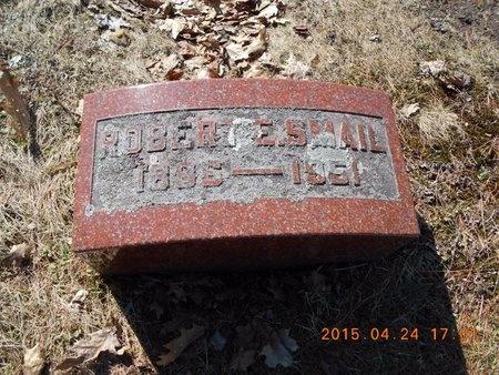 SMAIL, ROBERT E. - Marquette County, Michigan   ROBERT E. SMAIL - Michigan Gravestone Photos