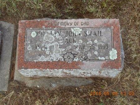 SMAIL, WILLIAM JOHN - Marquette County, Michigan | WILLIAM JOHN SMAIL - Michigan Gravestone Photos