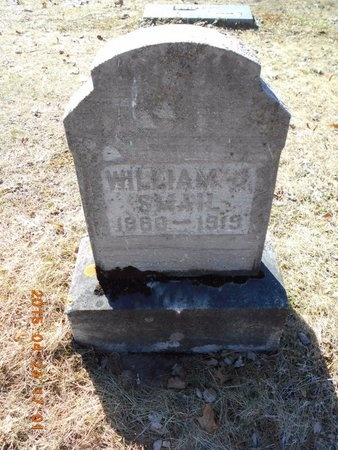 SMAIL, WILLIAM J. - Marquette County, Michigan | WILLIAM J. SMAIL - Michigan Gravestone Photos