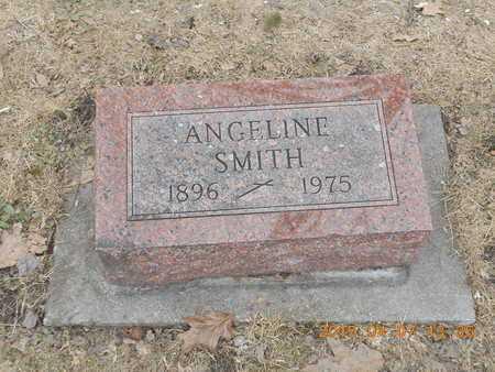 SMITH, ANGELINE - Marquette County, Michigan | ANGELINE SMITH - Michigan Gravestone Photos