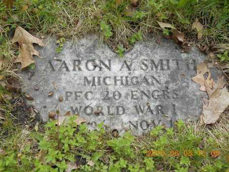 SMITH, AARON A. - Marquette County, Michigan | AARON A. SMITH - Michigan Gravestone Photos