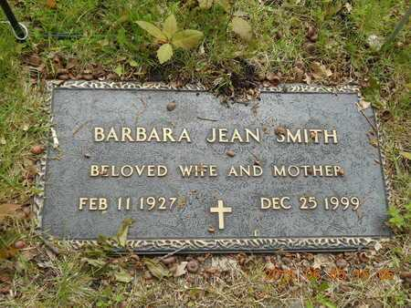 SMITH, BARBARA JEAN - Marquette County, Michigan | BARBARA JEAN SMITH - Michigan Gravestone Photos