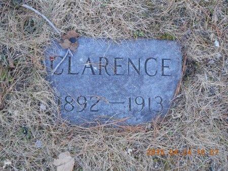 SMITH, CLARENCE - Marquette County, Michigan | CLARENCE SMITH - Michigan Gravestone Photos