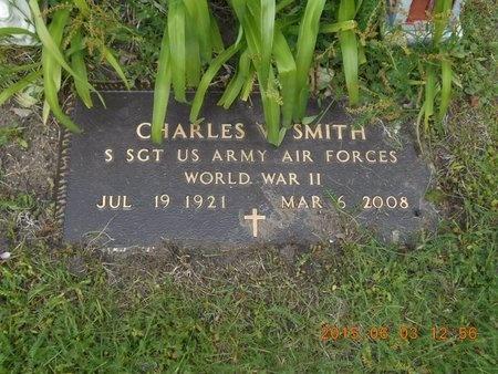 SMITH, CHARLES W. - Marquette County, Michigan | CHARLES W. SMITH - Michigan Gravestone Photos