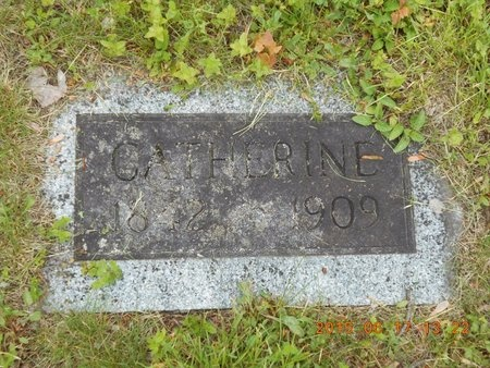 SMITH, CATHERINE - Marquette County, Michigan   CATHERINE SMITH - Michigan Gravestone Photos