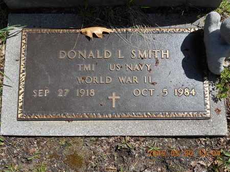SMITH, DONALD L. - Marquette County, Michigan | DONALD L. SMITH - Michigan Gravestone Photos